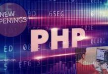 Job in Bangalore For PHP Developer