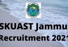 10th-12th Govt Jobs in Jammu 2021. Apply Now