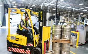 Warehouse Forklift Driver Job Openings UP